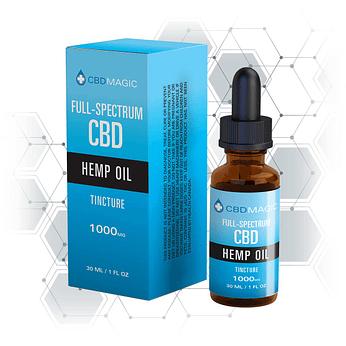 cbd magic full spectrum cbd oil