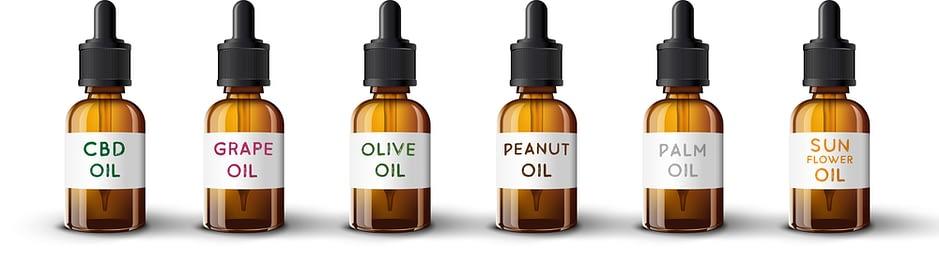 carrier oils for CBD oil
